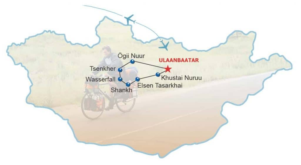 Route Bike Tour