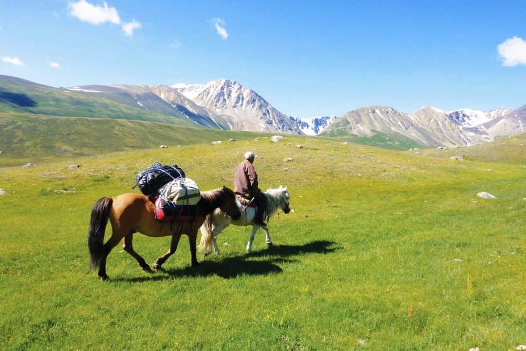 National-Park-Altai-Tavan-Bogd