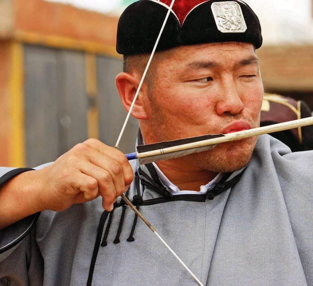 archery-naadam