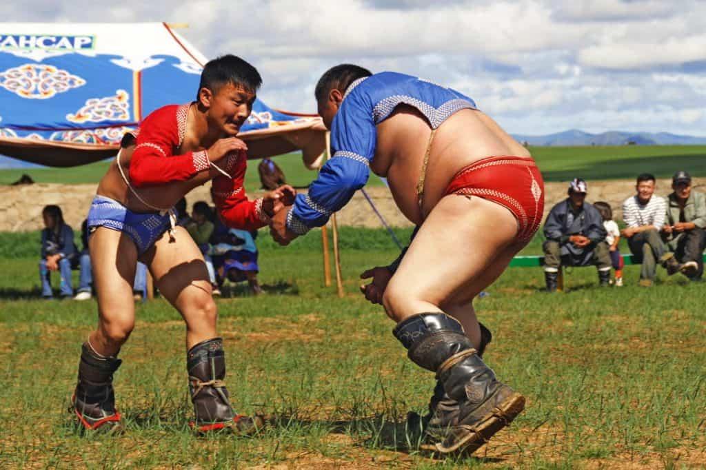 wrestling-naadam